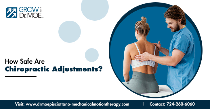 How Safe Are Chiropractic Adjustments?