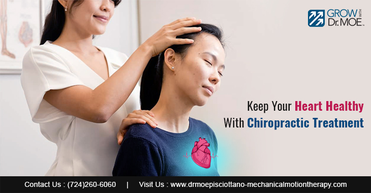 Keep Your Heart Healthy With Chiropractic Treatment