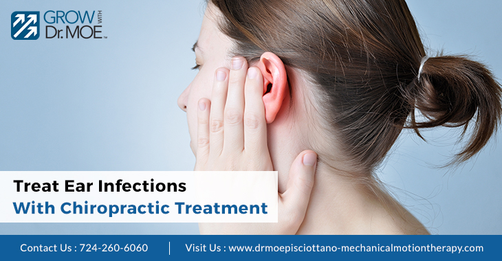 Treat Ear Infections With Chiropractic Treatment
